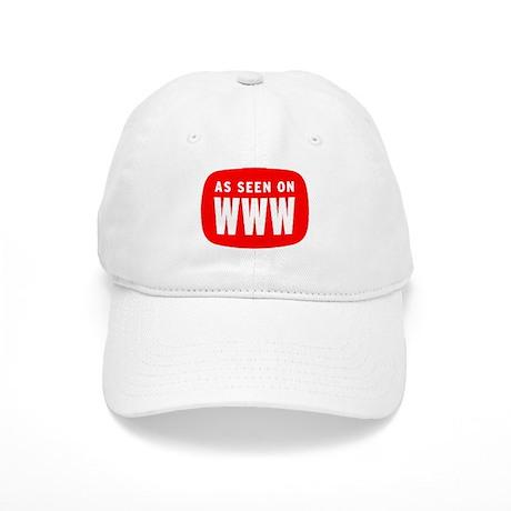 As Seen On WWW Cap