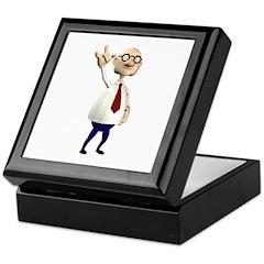 Edgar Keepsake Box