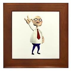 Edgar Framed Tile