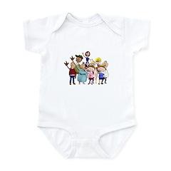 Family Portrait Infant Bodysuit