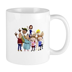 Family Portrait Mug