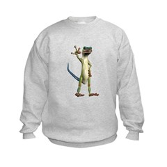 Mr. Gecko Sweatshirt