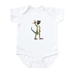 Mr. Gecko Infant Bodysuit