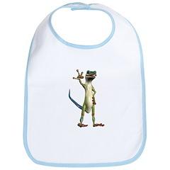 Mr. Gecko Bib