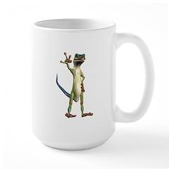 Mr. Gecko Mug