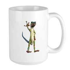 Mr. Gecko Large Mug