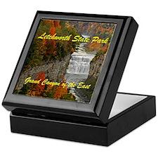 Letchworth State Park Keepsake Box