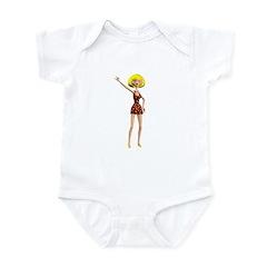 Ginger Infant Bodysuit
