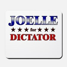 JOELLE for dictator Mousepad