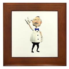 Gramps Framed Tile