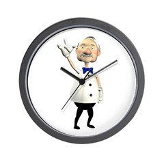 Gramps Wall Clock