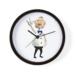 Gramps Wall Clock