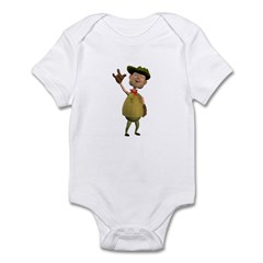 Mick Infant Bodysuit