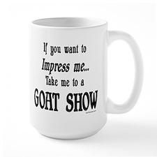 Goat Show Mug