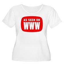 As Seen On WWW T-Shirt