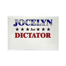 JOCELYN for dictator Rectangle Magnet