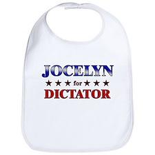 JOCELYN for dictator Bib