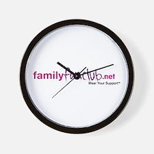 Triathlon Mommy Wall Clock
