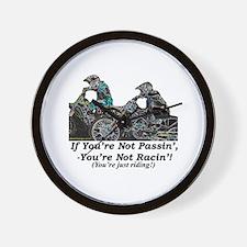 """""""Passin"""" Wall Clock"""