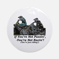 """Passin"" Ornament (Round)"