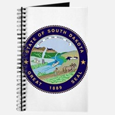 Great Seal of South Dakota Journal