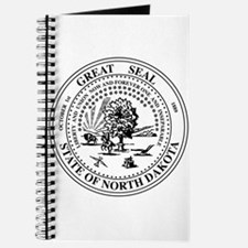North Dakots State Seal Journal