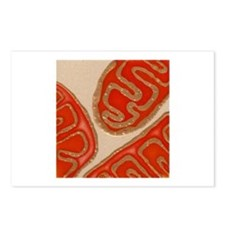 Mitochondria Postcards (Package of 8)
