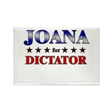 JOANA for dictator Rectangle Magnet