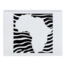 Unique African Wall Calendar