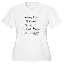 Goats Get Everything T-Shirt
