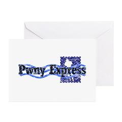 Pwny Express Greeting Cards (Pk of 10)