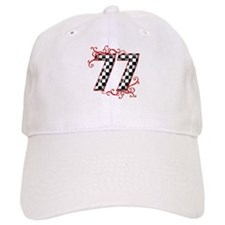 RaceFashion.com 77 Baseball Cap
