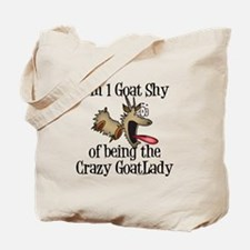 Crazy GoatLAdy3 Tote Bag