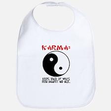 KARMA - Keeps track.. Bib