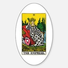 THE EMPRESS TAROT CARD Decal