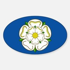 Flag of Yorkshire Decal