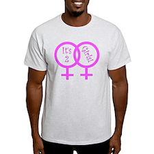 It's 2 Girls T-Shirt
