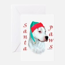 Dogo Paws Greeting Card