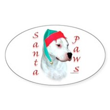 Dogo Paws Oval Decal