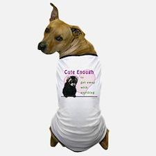 Cute Enough Ferret Dog T-Shirt