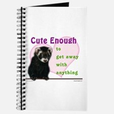 Cute Enough Ferret Journal