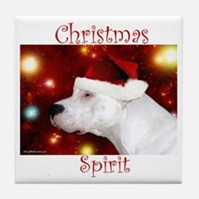 Dogo Spirit Tile Coaster