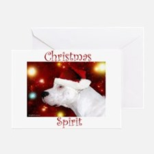 Dogo Spirit Greeting Card