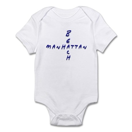 Manhattan Beach Infant Bodysuit