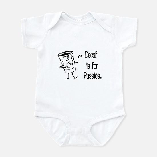 Funny Coffee Humor Infant Bodysuit