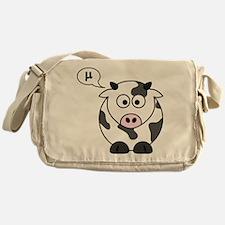 cow says mu Messenger Bag