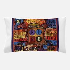 Seek & Find Sun Inspirational Art Pillow Case
