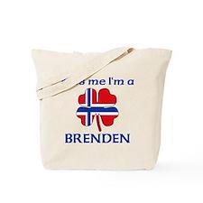 Brenden Family Tote Bag