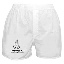 Funny Anti-Religion T-shirts Boxer Shorts