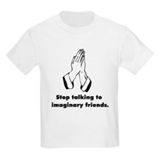 Funny Anti-Religion T-shirts T-Shirt